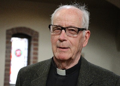 The Rev Canon Philip Hobson Ogs
